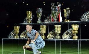 Schweinsteiger anuncia su retirada