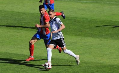 El Salamanca CF UDS contacta con el agente de Sergio Molina para su regreso