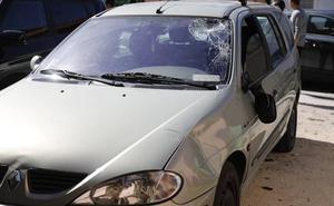 Un menor de 14 años, trasladado al Hospital Clínico al resultar herido en un atropello en Peñafiel