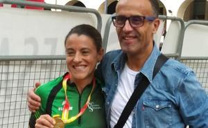 La salmantina Verónica Sánchez, campeona de España de maratón master F40