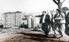 Exposición sobre los últimos cincuenta años del urbanismo en Valladolid