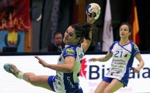 «La jugadora que viene al Aula mejora un montón», asegura Elena Cuadrado