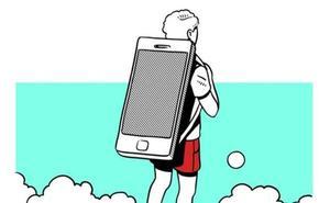 «Dejar el móvil a los niños puede ser tan dañino como permitirles fumar o beber alcohol»