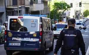 Varios detenidos en una operación antidroga llevada a cabo en Salamanca capital