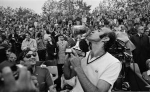 Fallece Andrés Gimeno, el campeón más veterano de Roland Garros