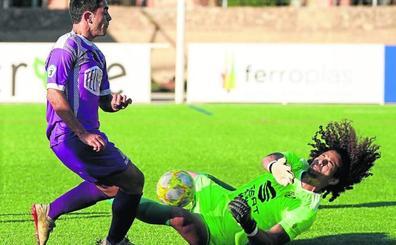 El Becerril cae en Burgos y vuelve a dar un paso atrás en la permanencia