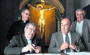 El museo Splendor Fidei recibe 39 obras del fondo de la Diputación Provincial