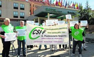 CSI-F reclama más personal y medios durante la reunión de los directores de cárceles