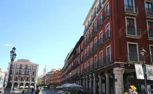Un edificio de la Plaza Mayor de Valladolid ofrecerá otros nueve apartamentos turísticos