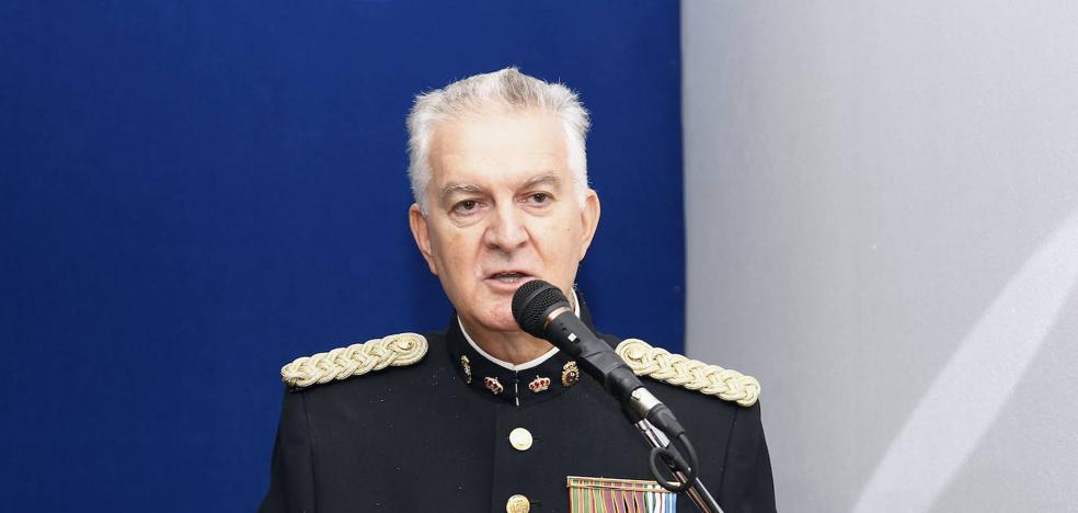 El Estado indemnizará al excomisario Julián Cuadrado por su cese en 2015