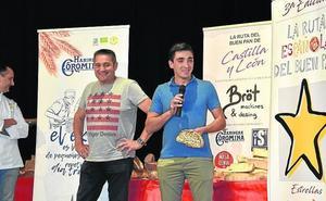 Un panadero leonés se hace con la 'Miga de Oro' en el concurso celebrado en Villanubla