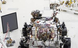 La clave para detectar vida en Marte pasa por Valladolid