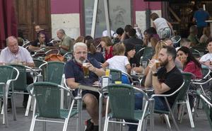 El 'veranillo de San Miguel' se despide de Valladolid con un cálido fin de semana