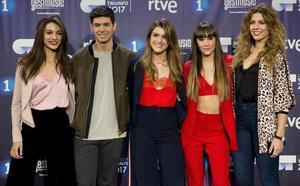 'Operación Triunfo' se despereza