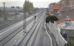 Adif pone en servicio el ramal de acceso en tres carriles al nuevo Complejo Ferroviario de Valladolid