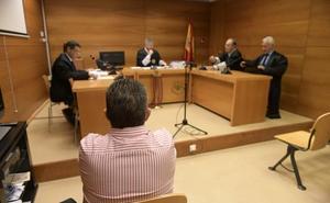 La sordera del hijo del paciente que murió en la ambulancia accidentada en Valladolid protagonizó el juicio contra el conductor