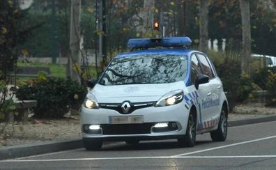 La Policía Local interviene en Valladolid el vehículo de un conductor que se negó a hacer el control de alcoholemia