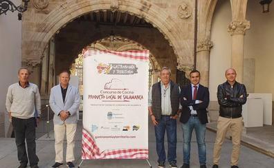 37 restaurantes participan en el II Concurso de Cocina Producto Local