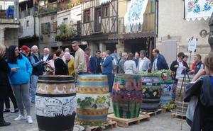La VII Fiesta de la Vendimia de San Martín del Castañar acogerá el segundo Concurso BarricArte
