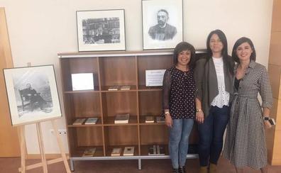 La Biblioteca Municipal de Guijuelo se abre a Miguel de Unamuno y a su obra