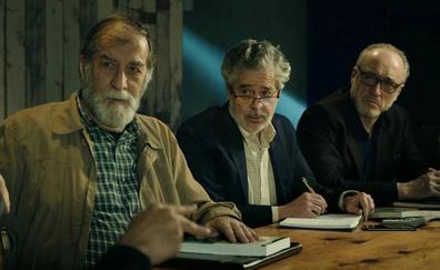 'Abuelos' y otros estrenos
