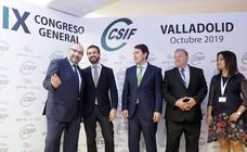 IX Congreso Nacional de CSIF en Valladolid