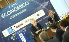 Suárez Illana abre el Foro Económico en Salamanca