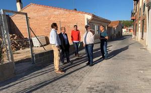 El Ayuntamiento ejecuta obras en el barrio de Puente Duero por importe de 159.000 euros