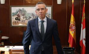 Ignacio Pando, único candidato a presidir la Audiencia de Segovia