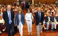 Inauguración del curso académico de la Universidad Permanente Millán Santos