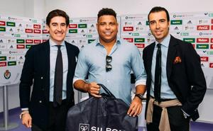 Silbon vestirá al Real Valladolid esta temporada fuera del terreno de juego