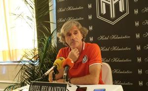 Unionistas CF recibe al Tudelano con un rotundo «necesitamos ganar» de Aguirre
