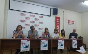 CC OO alerta de la situación de drogodependencia que sufren las trabajadoras de residencias