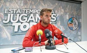 Cortés afirma que el Salamanca CF UDS tiene «ambición» para ganar en Guijuelo