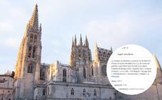 Trolean la descripción de la Catedral de Burgos en Google
