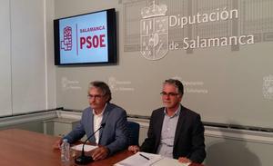 El PSOE critica que La Salina comenzará 2020 con casi 80 millones paralizados