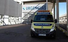 Herido leve un niño de seis años tras ser atropellado en Burgos