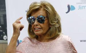 María Teresa Campos, contra la web que 'engañó' sobre su muerte