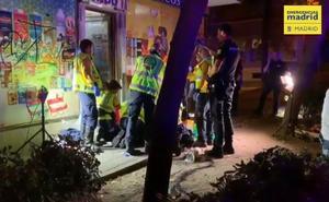 Fallece apuñalado un hombre de origen chino en una tienda de alimentación en Madrid