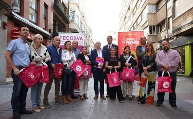 300 tiendas del centro y de los barrios de Valladolid participan en la campaña 'El comercio da vida a tu ciudad'