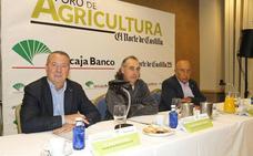 Asistentes al foro agrario de El Norte de Castilla en Palencia