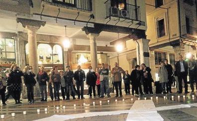 Dieciséis municipios de Valladolid se unen a las Ruedas de Hombres contra el maltrato