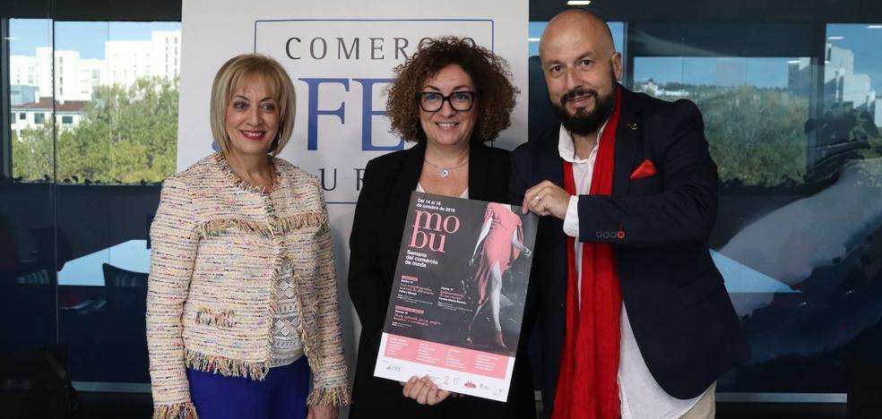 El Fórum Evolución, escenario del desfile de la 4ª edición de la Semana de la Moda de Burgos