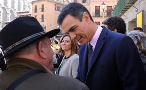 Pedro Sánchez suspende su visita a Segovia tras un «complicado Consejo de Ministros» para decidir la fecha para exhumar a Franco