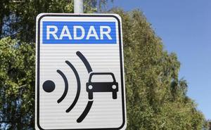 El radar más 'multón' de Castilla y León está en Segovia, en el kilómetro 125 de la A-1