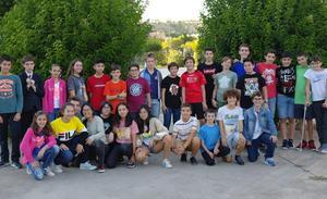 Quince talentos matemáticos de 12 y 13 años, seleccionados en Valladolid para el proyecto ESTALMAT