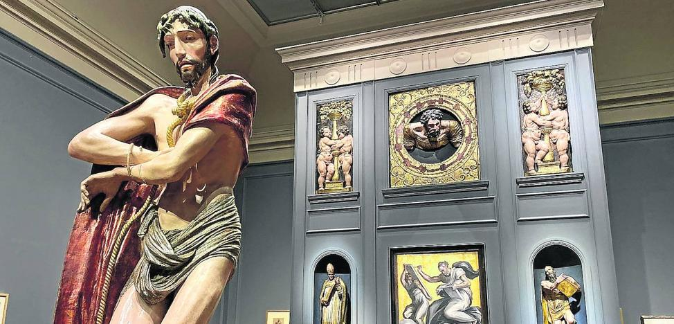 Alonso Berruguete conquista tres salas de la National Gallery de Washington