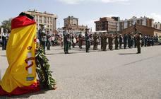 La Guardia Civil de Palencia festeja a su patrona