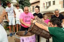 La Fiesta de la Vendimia se vive en Castrillo de Don Juan