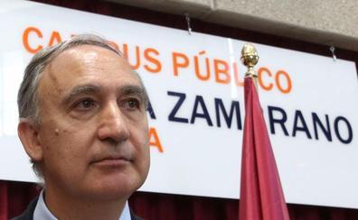 El rector de la UVA quiere «encauzar» las relaciones tras «el desencuentro» con la Diputación